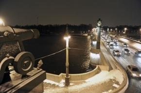 В Петербурге десятибалльные пробки: пешком быстрее