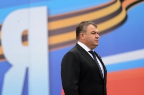 Сердюкова вызвали на допрос по делу «Оборонсервиса»