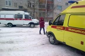 30 человек получили обморожения в Петербурге
