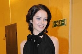 Актриса Марина Александрова обвенчалась в Петербурге накануне конца света