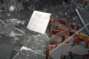 В детсаду Нижнего Новгорода обрушился потолок