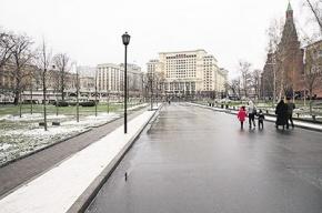 Кремль и пустота