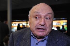 Михаил Жванецкий попал в аварию в Петербурге
