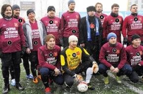 В городе создана сборная Санкт-Петербургской епархии по футболу