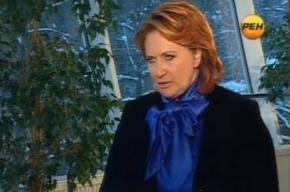 Елена Скрынник в слезах: «Куда мне бежать? Я сижу в Москве с детьми»