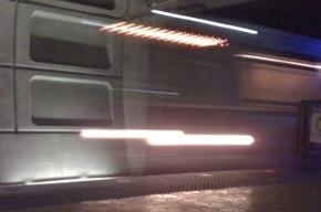 Мужчина, прыгнувший под поезд на «Садовой», умер в больнице