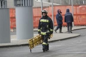 Площадь пожара на заводе в Ленобласти составила 900 кв. метров