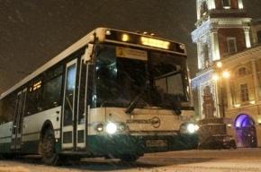 1 января автобусы поедут в 4:00 утра – но уже за 25 рублей