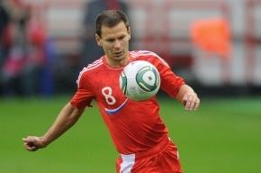 Константин Зырянов больше не сыграет за сборную России