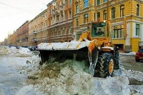 Прокуратура недовольна уборкой снега на Петроградке: чиновники предупреждены