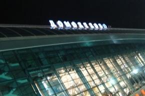 В аэропорту «Домодедово» массовые задержки рейсов