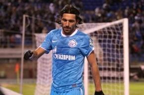 Футболиста «Зенита» Данни за оскорбление судьи дисквалифицировали незаконно