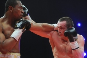 Бокс: Денис Лебедев 17 декабря победил Сильгадо нокаутом