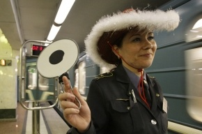 В новогоднюю ночь метро закроется только на два часа