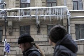 За «трубным» делом в Петербурге последует дело о сосульках и «отремонтированных» крышах