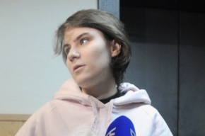 Самуцевич пожаловалась на адвокатов, которые забрали у нее паспорт и ключи от квартиры