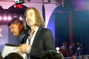 Художник Никас Сафронов подал в суд на Pussy Riot
