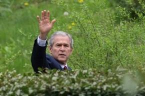 Джордж Буш-младший взбудоражен: он станет дедушкой