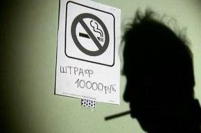 Госдума приняла закон, запрещающий повсеместное курение
