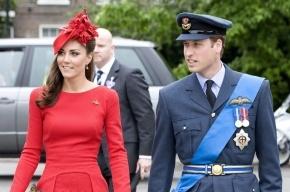 Принц Уильям и герцогиня Кембриджская ждут ребенка