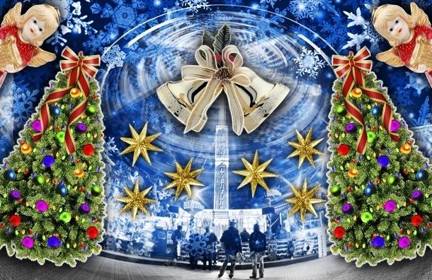 Рождественские базары в Петербруге: мало, скучно, ни выпить, ни закусить