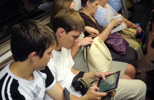 В московском метро будет повсеместный WiFi