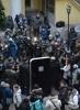 Памятник Стиву Джобсу в Петербурге: Фоторепортаж