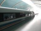 Маглев, поезд на воздушной подушке: Фоторепортаж