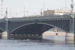 Троицкий мост: Фоторепортаж