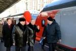 Поезд Ласточка: Фоторепортаж