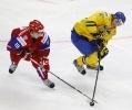 Россия - Швеция полуфинал МЧМ 2013: Фоторепортаж