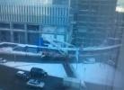 Пожар в Москва-Сити 25.01.2013 - фото: Фоторепортаж
