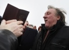 Фоторепортаж: «Депардье в Мордовии, Саранск»