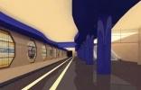 Фоторепортаж: «Эскизы будущих станций метро Фрунзенского радиуса»
