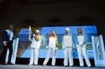 Факел Олимпиады 2014: Фоторепортаж