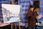 Михаил Светин, Рождественская ярмарка, 7 января 2013: Фоторепортаж