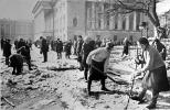 Блокада Ленинграда: Фоторепортаж