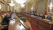 Заседание правительства, 17 января 2013: Фоторепортаж