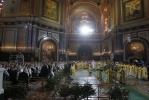 Рождество Храм Христа Спасителя январь 2012: Фоторепортаж