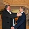 Фоторепортаж: «Путин и Депардье, Сочи, 6 января 2013»