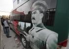 Фоторепортаж: «Сталинобус автобус Сталин»
