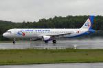 Уральские авиалинии, Airbus 321 Аэробус: Фоторепортаж