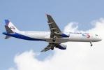 Фоторепортаж: «Уральские авиалинии, Airbus 321 Аэробус»