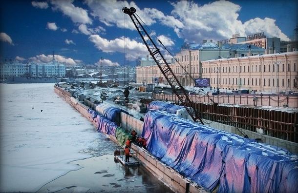 Пироговскую набережную откроют ко Дню города