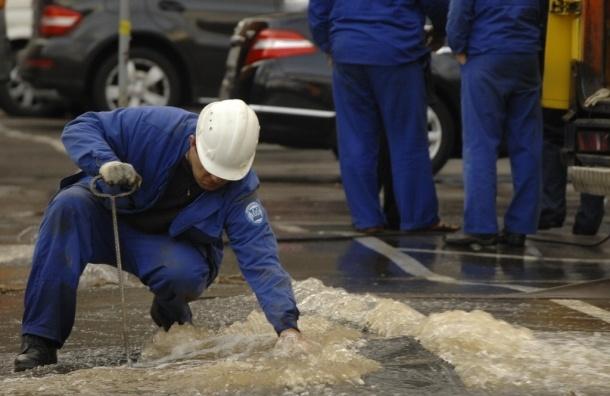 50 тысяч москвичей могут остаться без воды