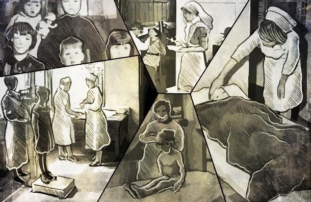 Родные пациентов 31-й больницы рассказывают, почему выселение убьет людей