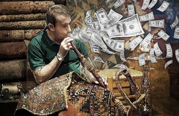 Молодые петербуржцы заработали миллионы на кальянах