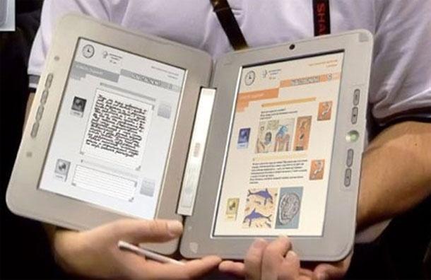 Шестиклассники Москвы будут учиться по электронным учебникам
