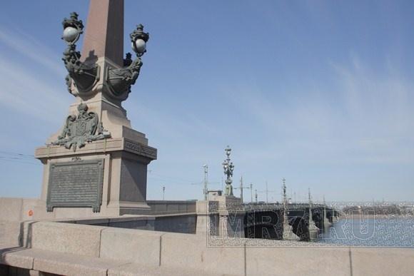 Троицкий мост: Фото