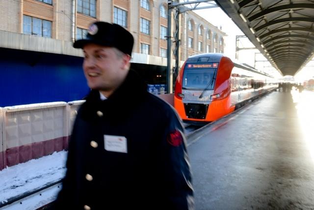Поезд Ласточка: Фото